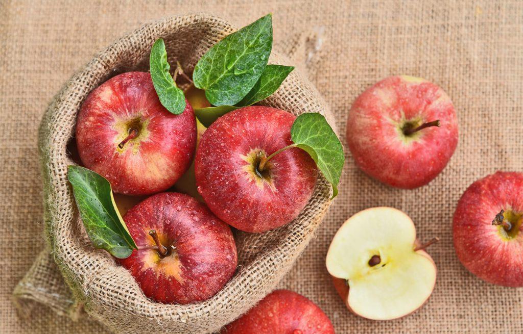 ประโยชน์ของแอปเปิล