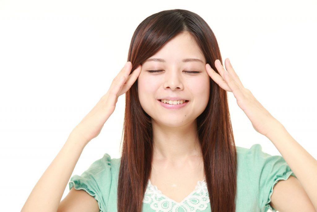 วิธีรับมือ ความเครียด-กดจุดคลายเครียด 2