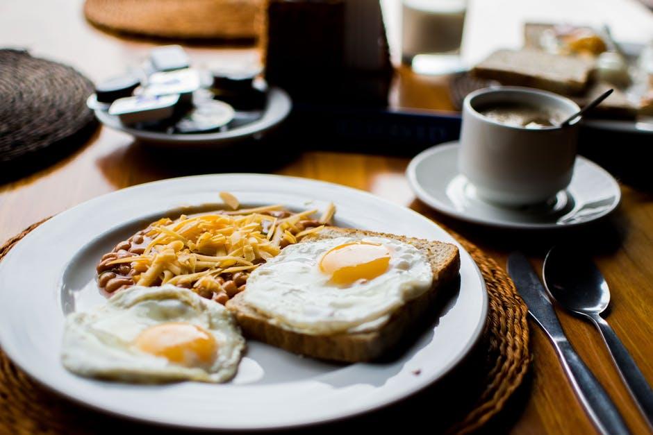 วิธีกินกับนอน-ทานอาหารเช้าอย่าให้ขาด