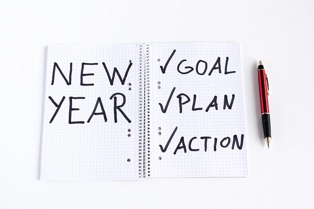 Resolution เพื่อสุขภาพที่ดี