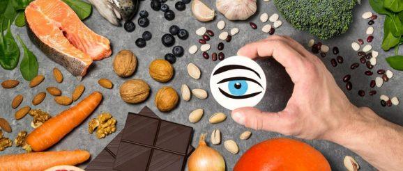 กินอาหารอะไรช่วยบำรุงสายตา