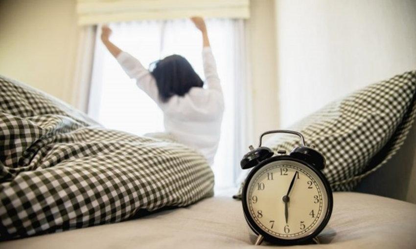 ข้อดีของการตื่นนอนแต่เช้า