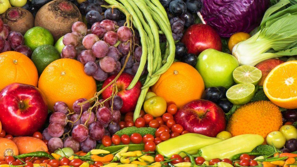 ผลไม้  อาหารบำรุงสมอง