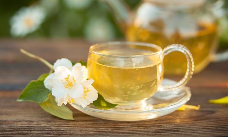 ชาขาว -ชาที่ดีต่อสุขภาพ