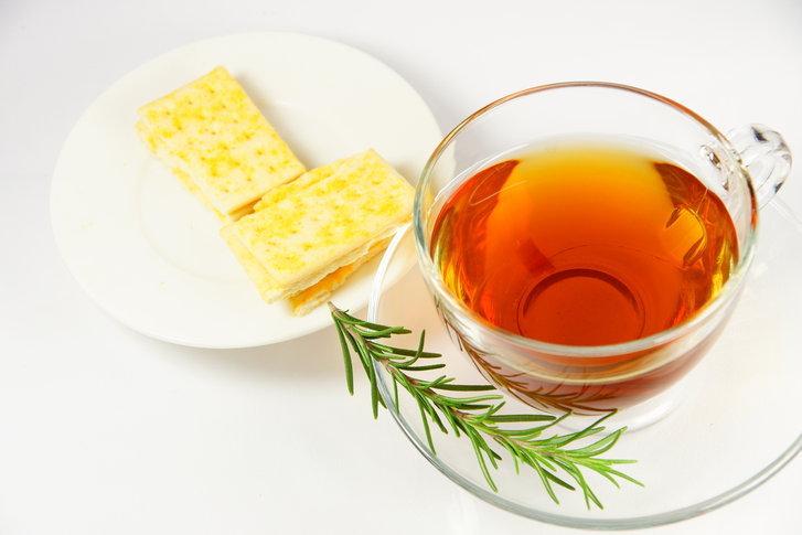 ประโยชน์ของการดื่มชาโรสเมรี่ - ช่วยในเรื่องของสุขภาพสมอง