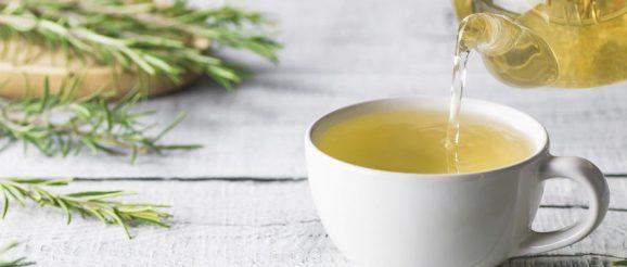 ประโยชน์ของการดื่มชาโรสเมรี่